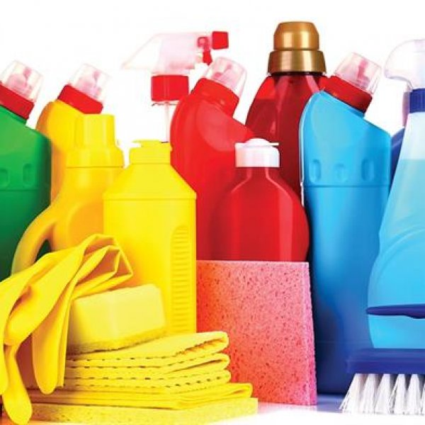 Novel Chemistry to Reduce the Risk from Household Products ...